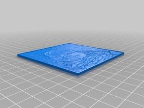 mila litho 2d art customized