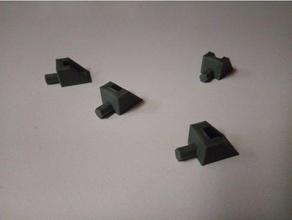 shelf pegs 5mm hole replacement parts beecroft ikea ikea hack peg shelf shelf bracket shelf holder shelf mount shelf pin