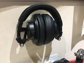 ath-m50 headphone wall mount stand organization audio audio technica headphones headphones holder headphones stand headphone hanger headphone holder headphone hook headphone mount headphone stand
