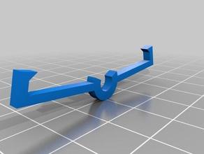 3 inch peg board lock wall control tool holders & boxes peg peg board lock peg lock pegboard pegboard tools peg board wall control