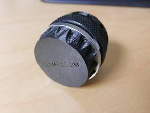 olympus om mount hintere Objektiv-Kappe Kamera olympus om mount hinteren Objektivdeckel