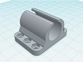 igus rj4jp-01-08 holder 3d printer parts bearing bushing igus igus bushing rj4jp rj4jp-01-08 rj4jp-01-08 igus