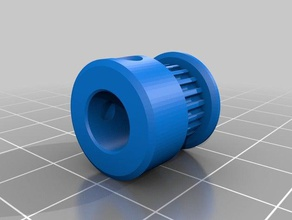 gt2 pulley 20t bore 8mm 3d printer accessories 20t 8mm 8mm bore bore gt2 gt2 20 teeth gt2 belt gt2 pulley pulley