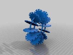 poe vortex coil rodin coil 3d printing rodin coil