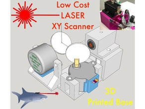 laser xy scanner electronics art cnc laser diy laser diy laser scanner laser laser xy laser-cut lasercut laser art laser cutter laser scan laser scanner laser scanning scanner tablet laser scanner xy scanner