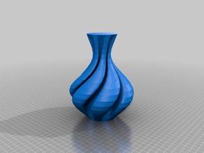 cust vase decor customized