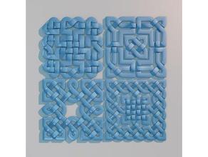 celtic pattern sculptures celtic celtic pattern celticdesign celtic art celtic knot celtic knotwork pattern patterns