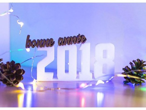 bonne ann e 2018 - happy new year 2018 decor 2018 2018 new year diy french happy happy new year new year 2018 year