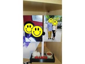 multiple photo frame decor 3d easy print camera digital photo frame easy easy print easy print floating photo frame frame holder photo photography photo frame picture frame