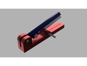 ptfe tube cutter 175mm 3d printer accessories ptfe ptfe tube cutter ptfe tube guillotine ptfe tube tube cutter