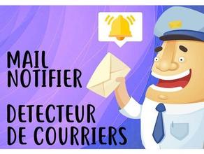 mail notifier electronic project detecteur courriers electronics courrier detecteur mail mailbox mailbox flag mailbox sensor mailbox thing