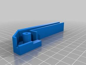 nerf modulus ecs 10 top right front rail fixed toys & games ecs 10 modulus nerf