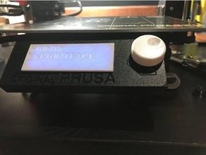 lcd cover prusa i3 mk2 s 3 printy mcprintface 3d printer accessories