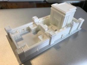 herod s temple second temple jerusalem buildings & structures jerusalem jewish temple