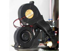 5015 blower 30mm fan e3d 3d printer extruders 30x30 5015 5015 fan duct cooling fan e3d e3d fan e3d fan duct e3d fan mount e3d fan shroud e3d v6 fan fang fang fan