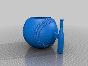 softball mug kitchen & dining baseball mugs softball
