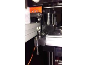 manual z leveling brackets hypercube evolution 3d printer parts adjustable endstop adjustable z endstop endstop hypercube hypercube 3d printer hypercube evo hypercube evolution hypercube mount hypercube printer mechanical endstop z adjust z endstop