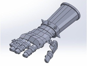 dr claw's accessories costume armor claw cosplay costume dr claw dr claw's gauntlet glove medieval