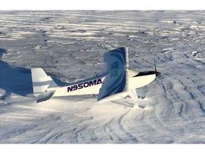 e-flite legname sci da neve i veicoli aereo eflite piano aeroplano di rc controllo remoto legname