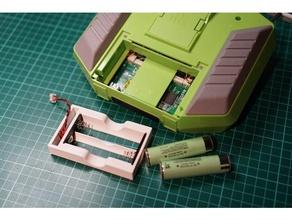 frsky taranis q x7 battery holder r c vehicles 18650 18650 holder battery tray battery holder frsky frsky taranis q x7 q x7 18650 qx7 taranis taranis qx7