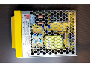 mean well lrs-100-5 switching power supply terminals cover electronics lrs-100-5 meanwell mean well mean well lrs-100-5 terminal terminals terminal block terminal cover