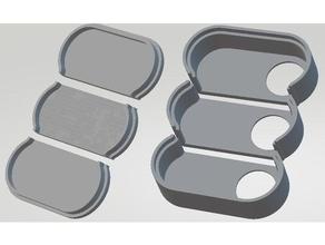 modular amazon dash button case containers amazon amazondash amazondashbutton amazon dash amazon dash button case dash dash button holder modular