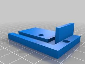 door slide latch bibo 2 3d printers bibo bibo door bibo2 bibo2 touch