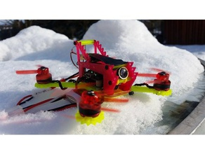 r1pper v3 3d printing 110 1102 1103 1104 1105 1106 110mm 110x 2 inch 2 inches 2035 2040 20x20 3d printed able brushless butter gophy drone  frame freestyle fully gophy holder kwad latest light micro mount propellers props quad quadcopter r1pper r1pper v3 racing ripper ripper v3 runcam sctretched smooth stack swift swift 2 true true x tx01 tx01s tx02 ultimate ultra
