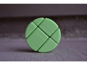 shape-shifting 1x2x3 puzzle - fully 3d printed puzzles easy easy print easy print fully fully 3d printed fully printable fully printed interesting interesting print printer test printer testing printer tests puzzle rubiks cube simple small test testing test print