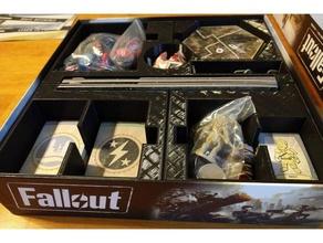 game organizer fallout 2017 board game toy & game accessories board game fallout fallout 3 fallout 4 fallout board game fantasy flight games tabletop tabletop gaming