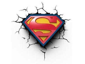 logo superman logo avec fond jaune bleu & noir signs & logos 3d logo comics logo logo superman marvel marvel comics superman superman logo