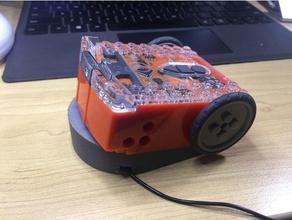 edcoaster v2 robotics autodesk fusion 360 base cable holder edcomm edison edison robot lego meet edison programming stand