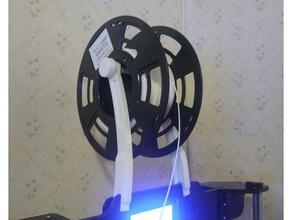zonestar tronxy p802 spool holder mount w bar 3d printer accessories filament spool holder spoolholder spool holder spool mount tronxy tronxy p802 tronxy p802m tronxy p802ma zonestar zonestar p802 zonestar p802m zonestar p802n
