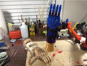 cyborg x hand cyborg beast remix hobby cyborg cyborg beast cyborg hand prosthetic prosthetic hand