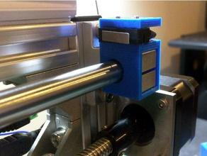 endstop switch bracket sk10 shaft support 3d printer parts cnc endstop holder sk10