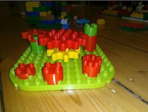 round duplo column construction toys duplo duplo compatible duplo gears duplo technic lego duplo