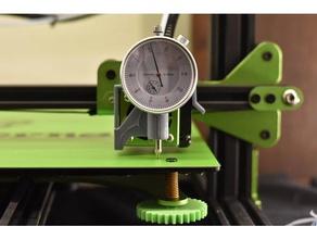 tevo tornado dial indicator mount 3d printer accessories dial dial gauge dial indicator dial indicator mount tevo tevo 3d printer tevo tornado