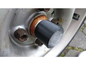 golf mk2 concentrador de pó protetor ferramenta de montagem a indústria automotiva a montagem ferramenta de montagem golf 2 golf 3 golf mk2 golf mk3 martelo hub hubcover jetta 2 jetta mk2 vw golf
