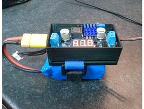 case xl6009 dc boost module + voltm tre electronics