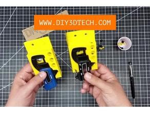 multi-purpose micrometer pegboard mount tool holders & boxes micrometer micrometers pegboard pegboard adapter pegboard clip pegboard hook pegboard mount pegboard tools