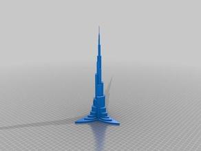 burj khalifa dubai 3d printing burj khalifa dubai tower