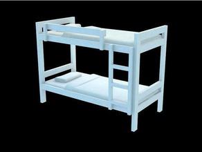 detachable bunk bed model furniture bed bedroom bunk bunk bed kids house kids miniature