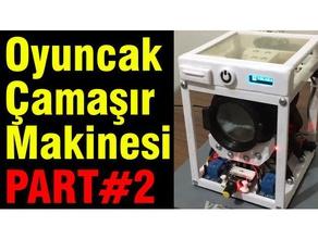 washing machine toy 2 arduino engineering l avc o lu arduino machine motorized toy vestel washing washing machine