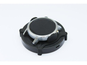 charger clip moto 360 2nd 1st gen 46mm electronics battery charger charger charging dock dock docking station moto-360 motorola motorola clip moto 360 moto 360 adapter moto 360 charger moto 360 g2 qi charger qi wireless charger smartwatch smartwatch stand watch watch stand wireless charger