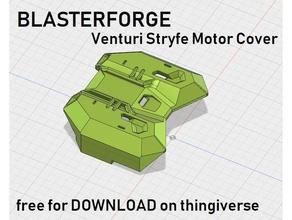 blasterforge venturi stryfe motor cover 3d printer accessories blasterforge cover motor stryfe