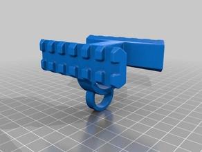 remington 870 rail adapter sling punto softair m870 fucile da caccia