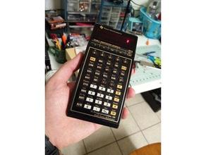 ti-58 ti-59 ti-59c battery backplate electronics calculator part retro texas instruments ti-58 ti-59 vintage