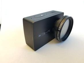 yi lite camera 37mm lens adapter camera 37mm adaptor 37mm lens xiaomi yi yi lite