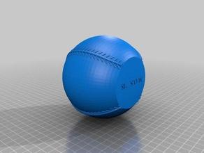 softball business card holder office baesball ball business card business card holder holder softball