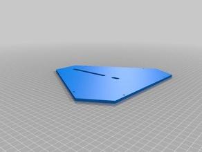 anycubic kossel linear plus top enclosure 3d printer parts 3d printer enclosure anycubic anycubic delta anycubic kossel anycubic kossel delta anycubic kossel plus anycubic linear plus anycubic plus delta 3d printer delta printer enclosure kossel kossel 2020 plexiglas plexiglass